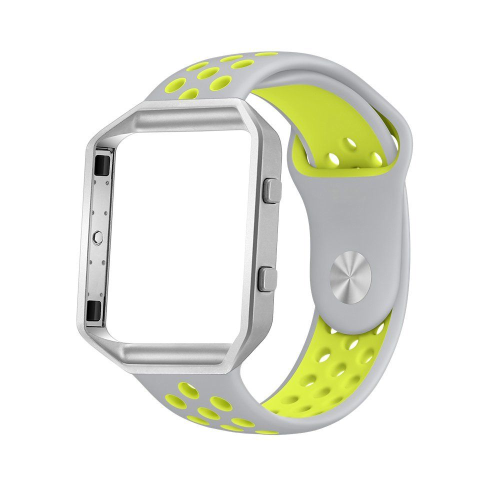 Aresh for Fitbit Blaze Strap with Housing Frame, Quick