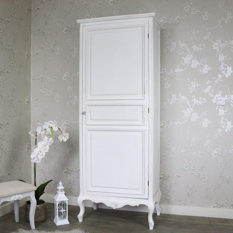 Fine White Armoire Wardrobe Elise White Range In 2019 Single Home Interior And Landscaping Oversignezvosmurscom