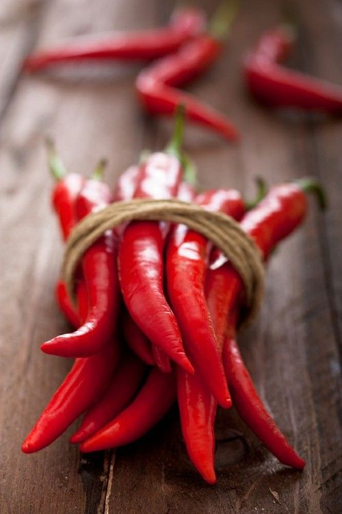 Many cultures throughout history have used chilli peppers as an ...