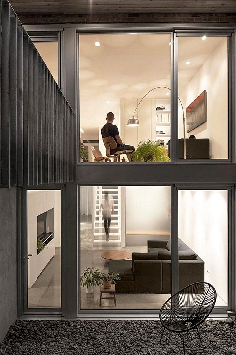 Chabot House Montreal la SHED Architecture Pinterest