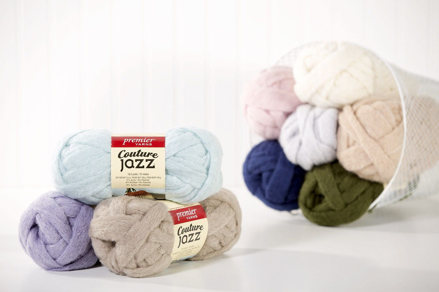 Premier® Couture Jazz® Yarn