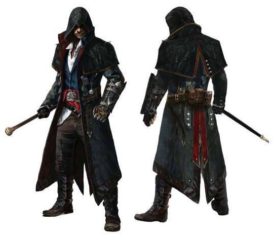 Jacob Frye Assassins Creed Art Assassins Creed Assassin