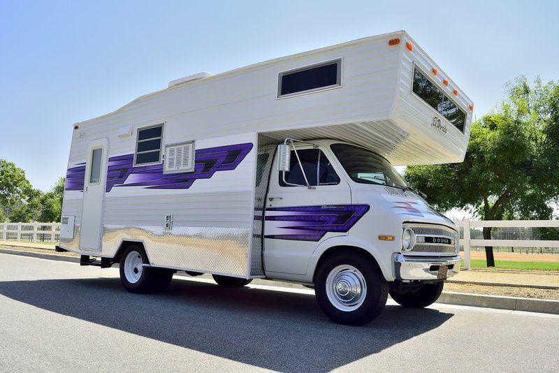1973 El Dorado for sale by Owner New market, TN RVT