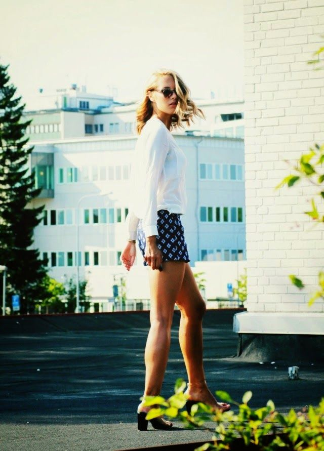 How to Chic: SUMMER SHORTS - TREND