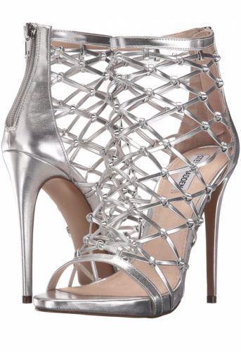 Steve Madden Ursula Cage Dress Sandal Size 6
