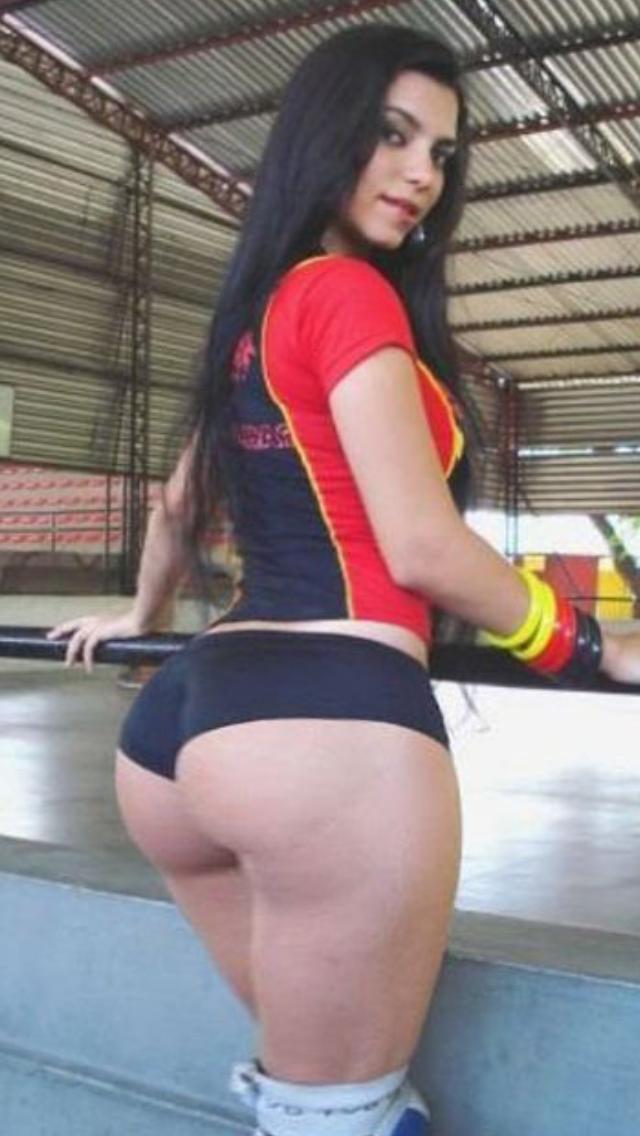 Nice Latina Ass