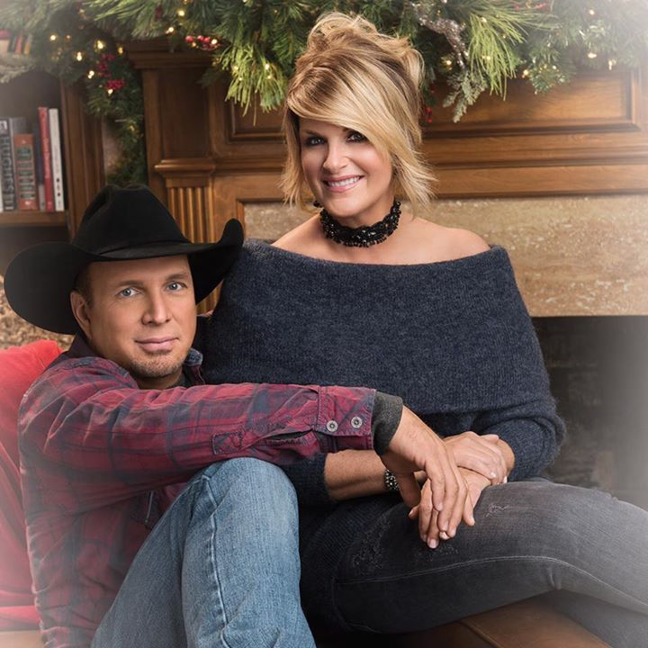 Garth and Trisha … | Pinteres…