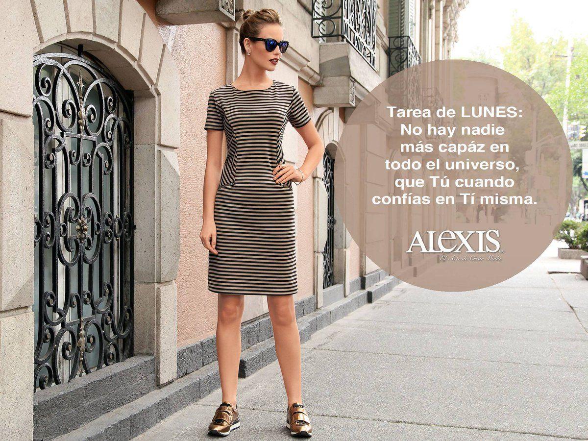 ¡Productivo y exitoso LUNES!. Confía en ti y triunfarás #AlexisModa #FelizLunes #ManuelVelasco #Fashion #CDMX #OOTD http://alexis.com.mx/