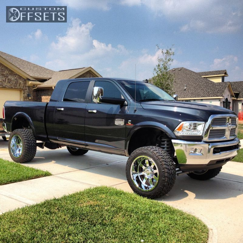 2014 Lifted Ram Mega Cab 2500: 70 1 2013 2500 Ram Suspension Lift