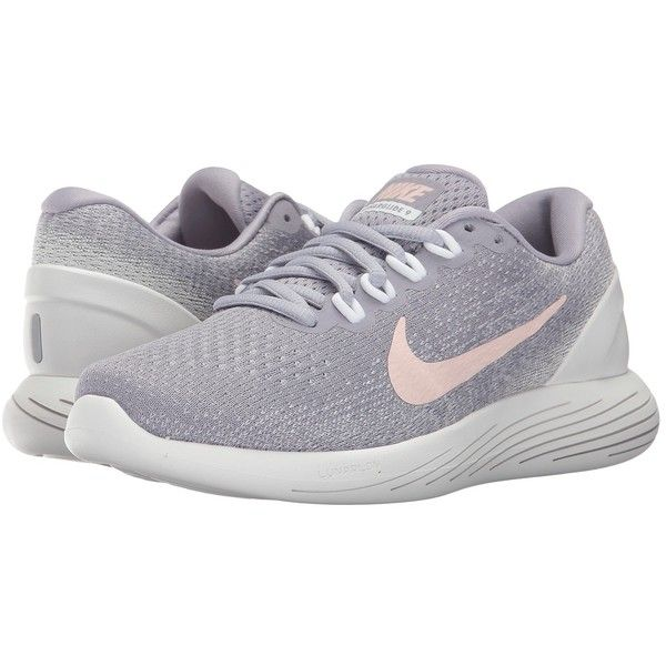 Nike Lunarglide 9 Des Femmes De Chaussures De Sport Violet