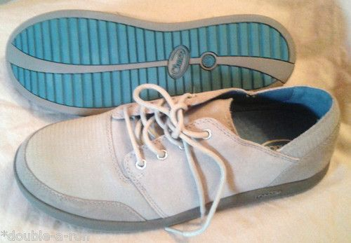 ee54f8a39dd7d NEW  Men s  Chaco Holt  shoe Size 9 Stone Grey Blue High Top Lace Sale   81.95