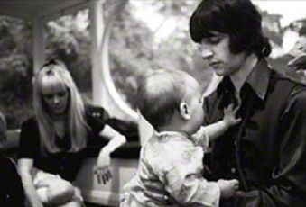 1968 Maureen, Jason and Ringo