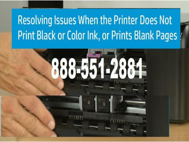 Fix printer if printing blank pages | printer printing blank