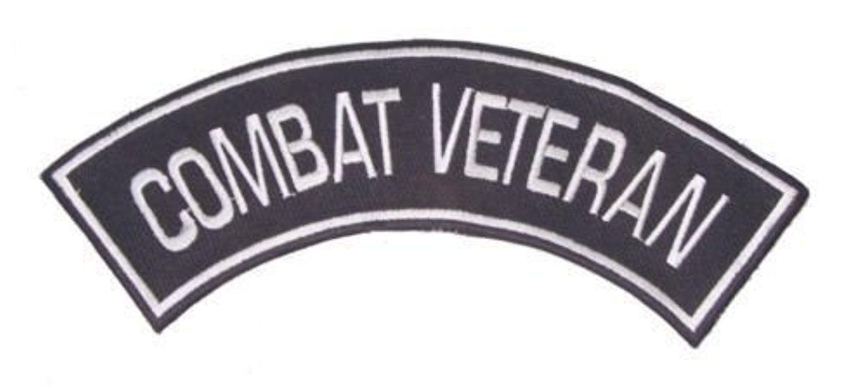Vietnam Vet Veteran Rocker Motorcycle Helmet Sticker Biker Helmet Decal