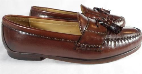 Cole Haan Mens Shoes Tassle Loafers
