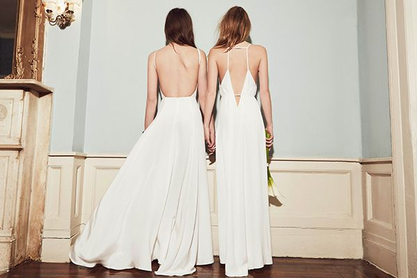 Reformation Launches A Bridal Collection We Freak Out Refinery29 Http Www Refinery29 Wedding Dresses Wedding Dress Inspiration Purchase Wedding Dress