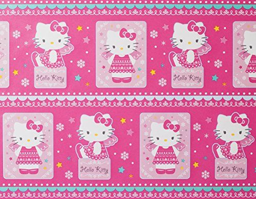 Hello kitty christmas gift wrap wrapping paper pink 1 roll 70 sq hello kitty christmas gift wrap wrapping paper pink 1 roll 70 sq ft negle Gallery