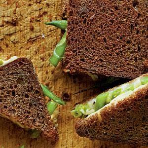 Green Bean Casserole Sandwich | MyRecipes.com