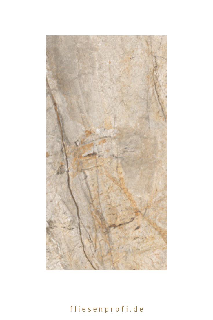 Fliese Rainforest Marmor Optik Beige Grau 60x120cm Grossformat Starke 6 5mm San Pe Imola Fliesen Fliesen Naturstein Marmor