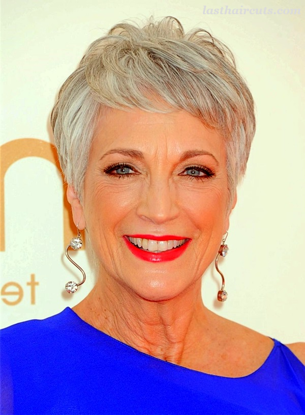 45 Short Hairstyles For Older Women Over 50 2 Shorthaircuts