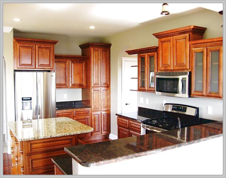 10x10 Kitchen Cabinets With Island Kitchens In 2018 Kitchen