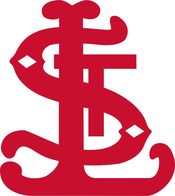 St Louis Cardinals Primary Logo St Louis Cardinals St Louis Cardinals Baseball St Louis Blues Hockey