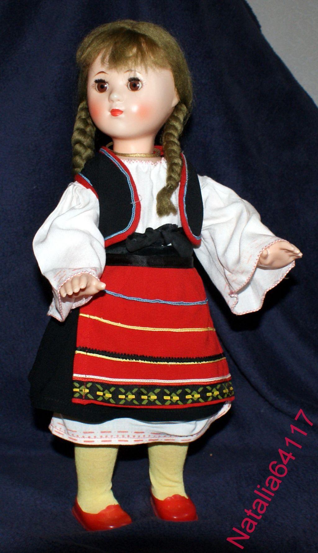 _Кукла_СССР_Болгарка_ф_ка_8_марта_Москва | Куклы, Москва и ...