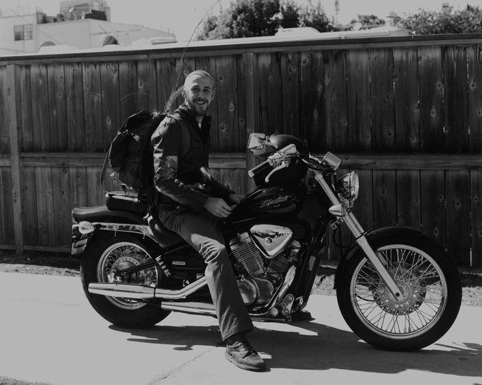 Ryan Gosling Bike 3