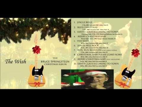 bruce springsteen the wish the bruce springsteen christmas album live youtube - Bruce Springsteen Christmas Album
