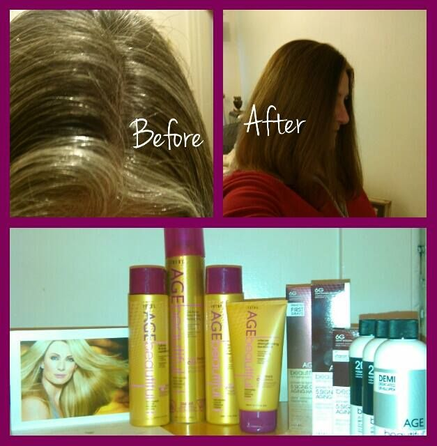 Agebeautiful Demi Permanent Hair Color I Am Amazed At The Results