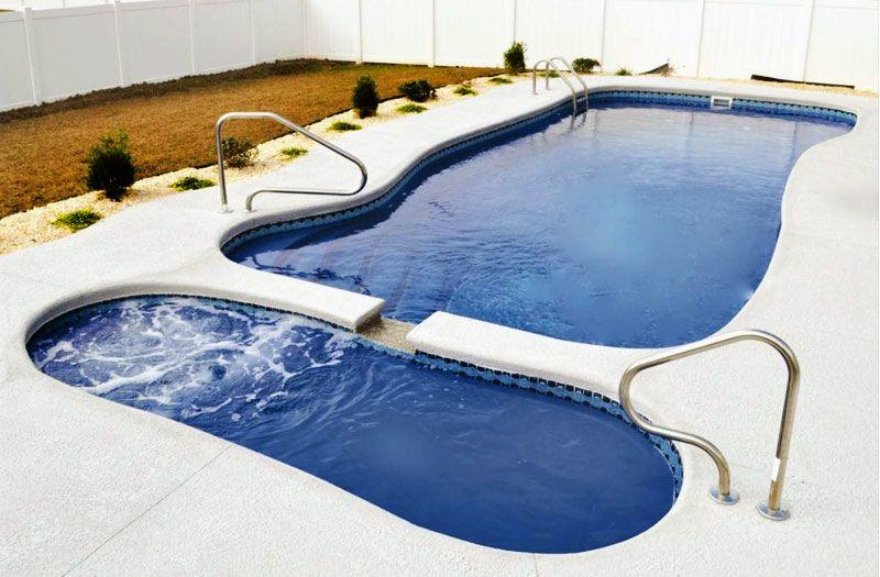 Daydream Fiberglass Pool Model By Barrier Reef Pools Fiberglass Pools Barrier Reef Pools Paradise Pools