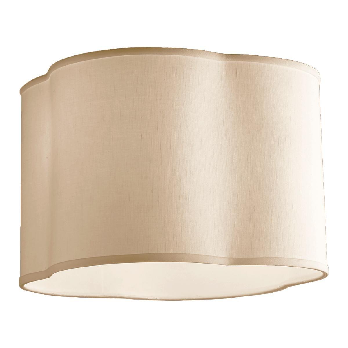 16 Quatrefoil Shade Replacement Lamp Shades Quatrefoil Fabric Fabric Chandelier
