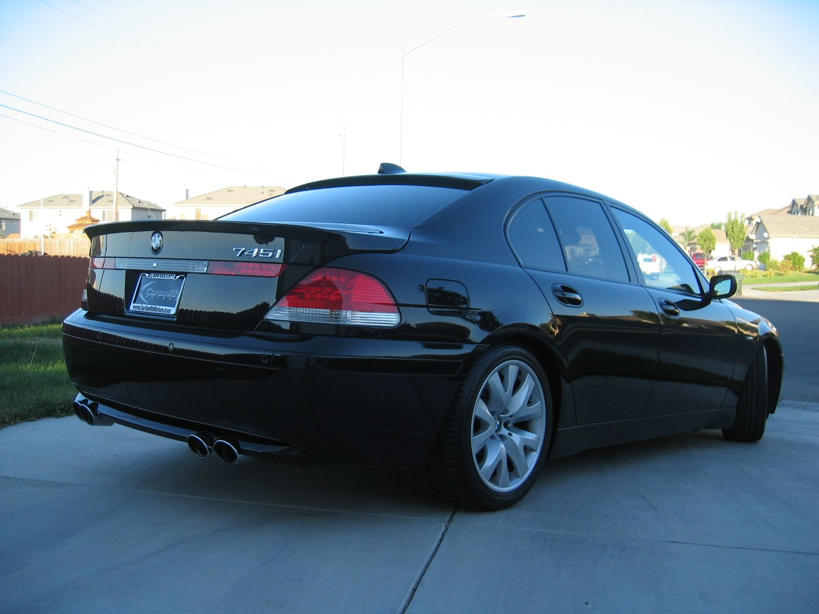 Bmw 745li i love the 7 series i have to get one now cars pinterest bmw cars and dream cars