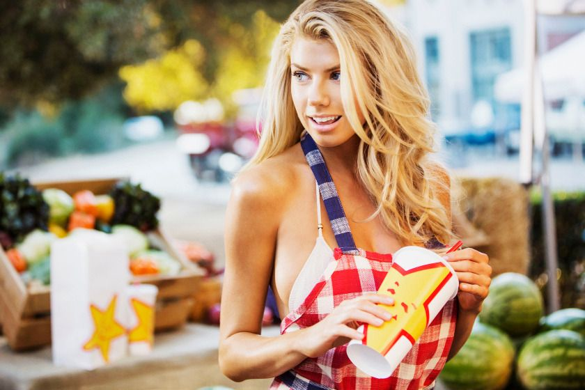New Carls Jr. Super Bowl ad depicts naked woman, sparks