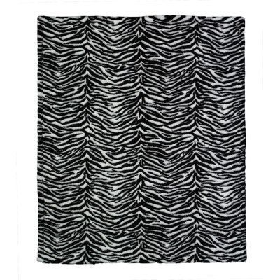 Denali Zebra Throw Blanket