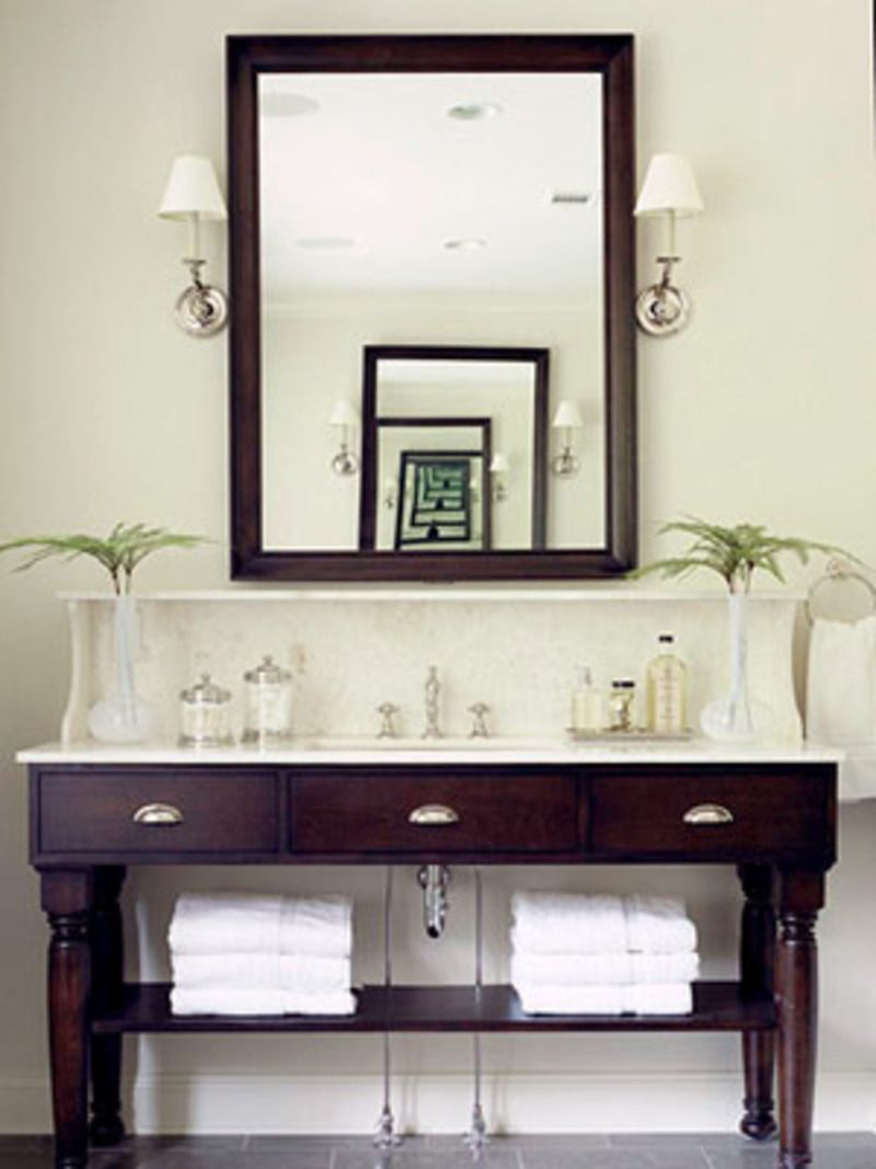 45 Relaxing Bathroom Vanity Inspirations  Small Bathroom Vanities Interesting Vanities For Small Bathroom Review