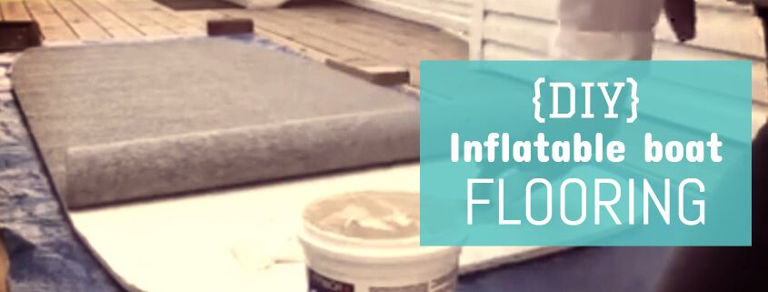 Great Guide On Making A Hard Floor For Your Inflatable Diy Flooring Inflatable Rafts Inflatable