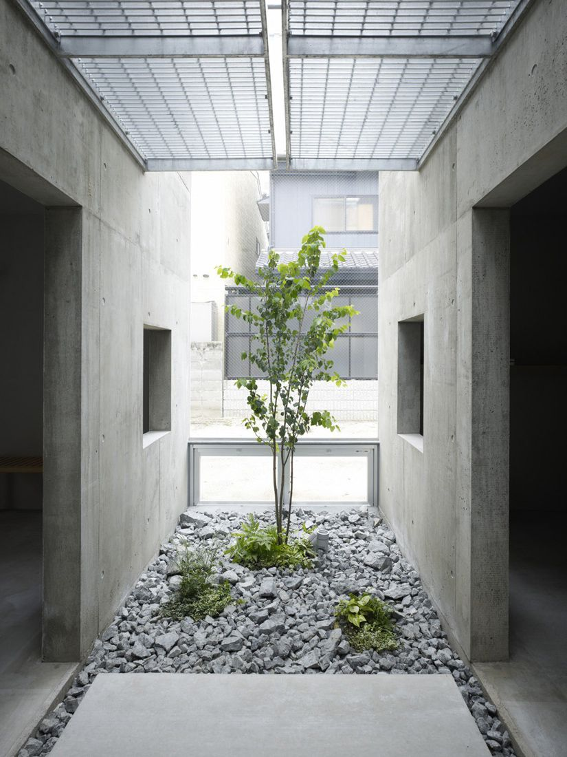 House in Koamicho - Suppose Design Office - Koamicho, Hiroshima, Japan - 2009