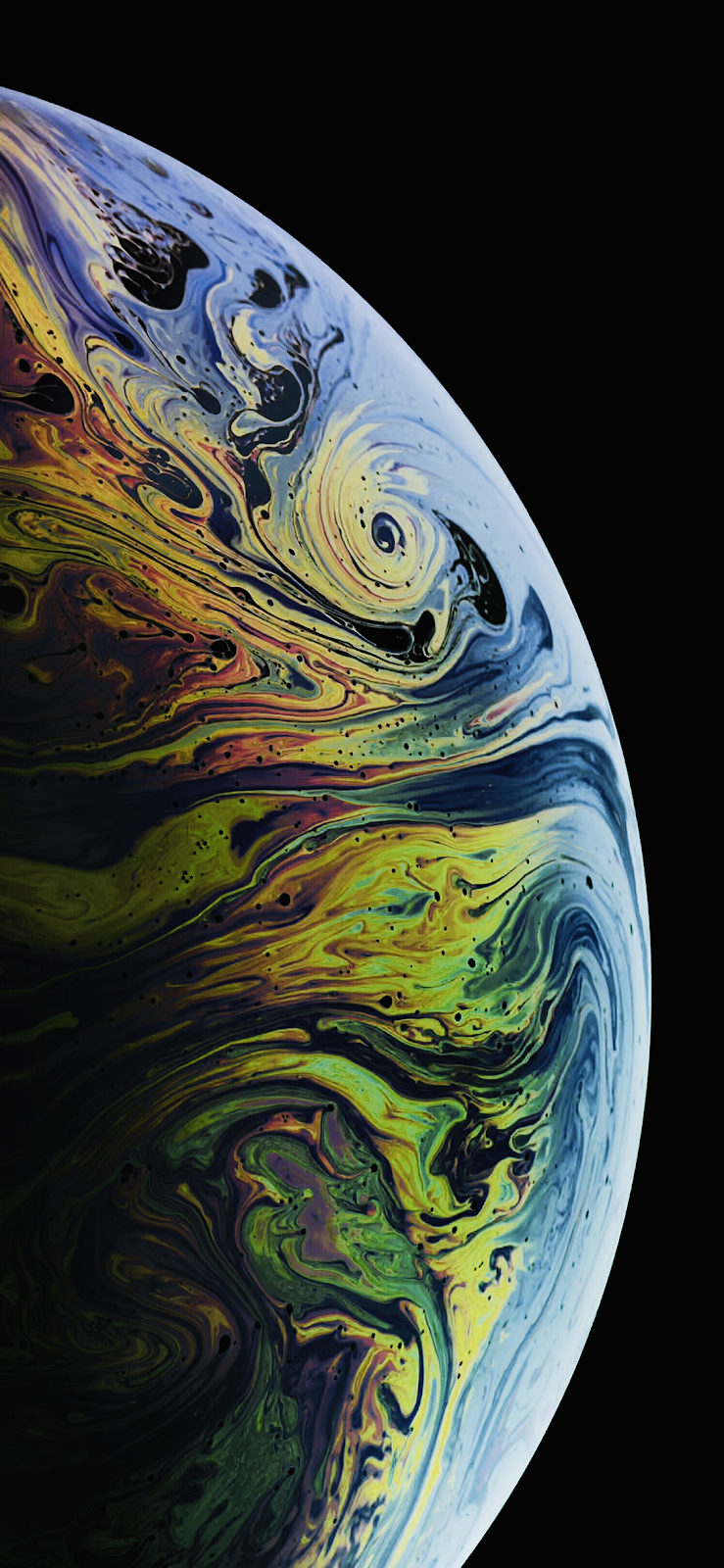 Iphone Xs Max Earth Wallpapers Fundaluri Fundaluri Telefon