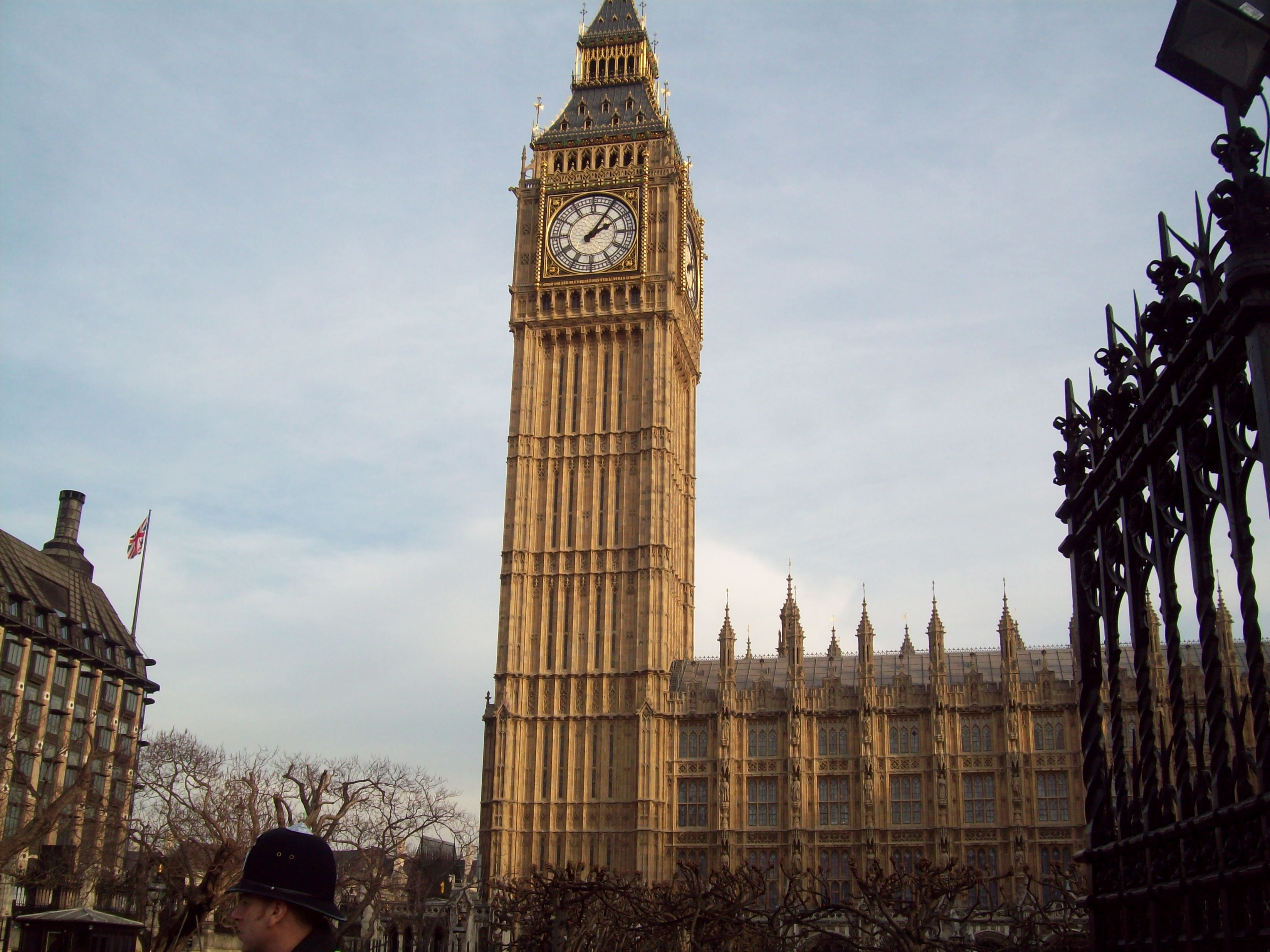 Big Ben I Loved Seeing It For The First Time Impressive My