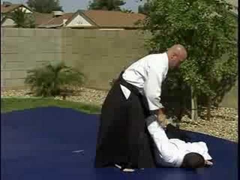 Mune Tsuki Waza Intermediate Aikido Techniques Mune Tsuki Ikkyo