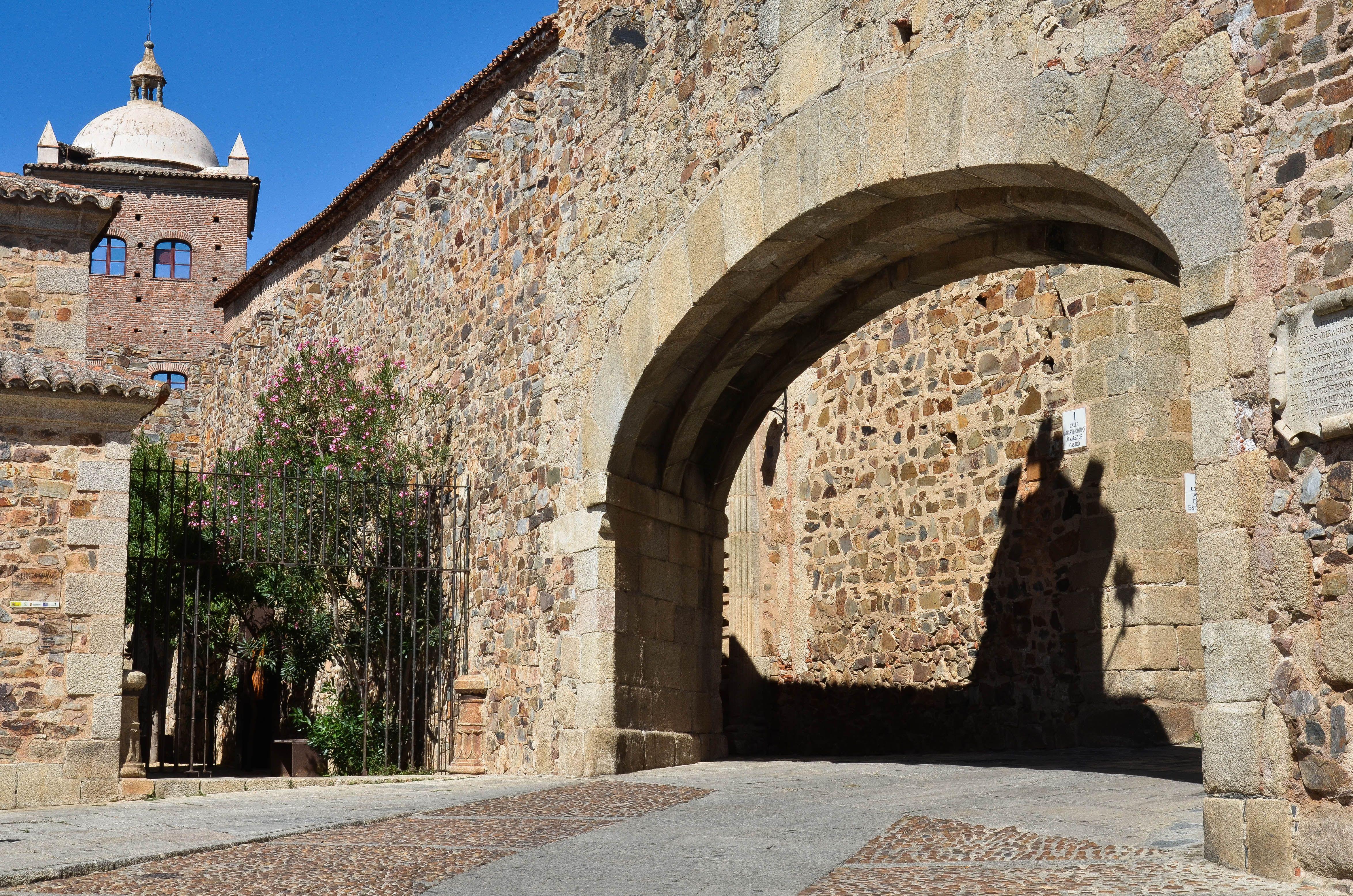 Cáceres, Arco de la Estrella