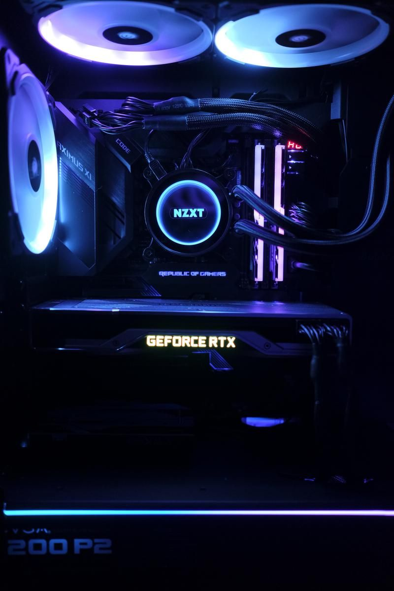nikosm's Completed Build - Core i9-9900K 3 6 GHz 8-Core