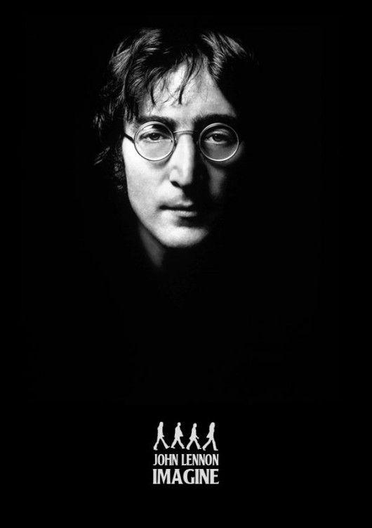 Pin By Roy Aragon On Musicmoviesart Imagine John Lennon John Lennon John Lennon Beatles
