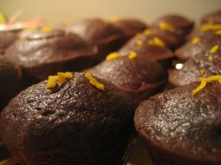 Chocolate Chickpea Cupcakes A Gluten Free Option I Just
