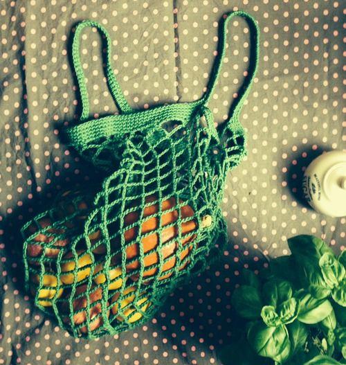 Plastik Tüte Nein Danke Wir Häkeln Unsere Einkaufsbeutel Selber