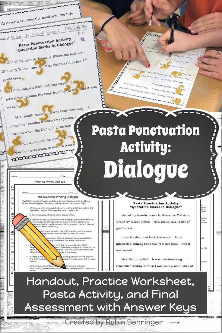 A fun and creative way to teach your students how to write