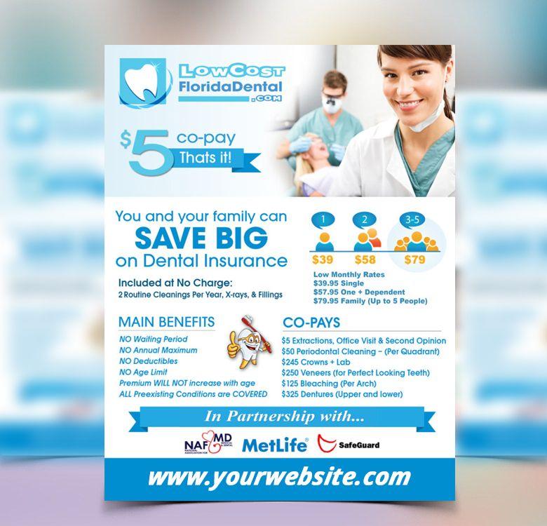 Dental Flyer Design Service Design Graphic Design Services