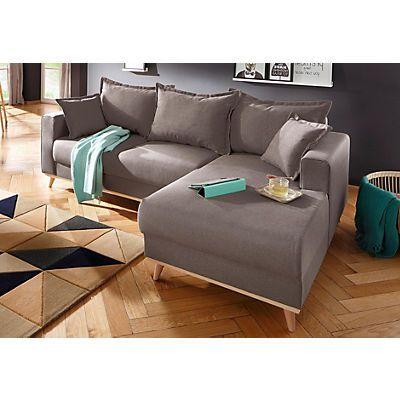 home affaire ecksofa edina im skandinavischem stil. Black Bedroom Furniture Sets. Home Design Ideas