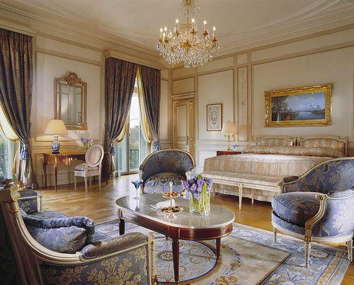 Presidential apartment decoraci n de interiores par s y for Decoracion de interiores paris